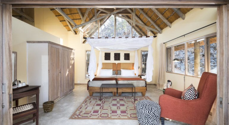 Ongava Lodge Room