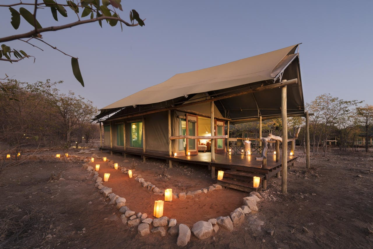 Ongava Tented Camp Ongava Game Reserve Namibia 2019 2020