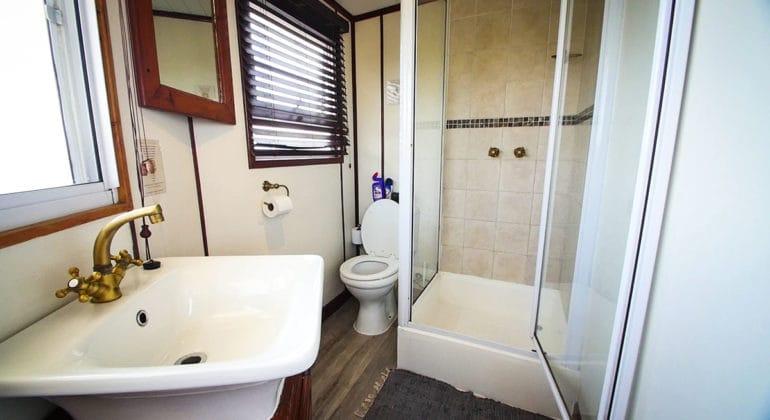 Pangolin Voyager Bathroom