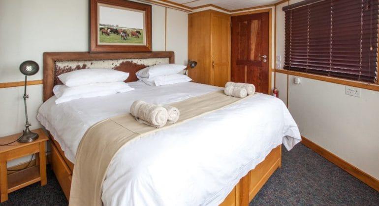 Pangolin Voyager Bedroom