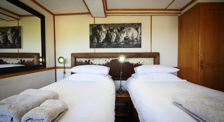 Pangolin Voyager Double Rooms