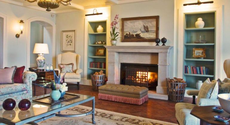 Pezula Private Castle Living Room