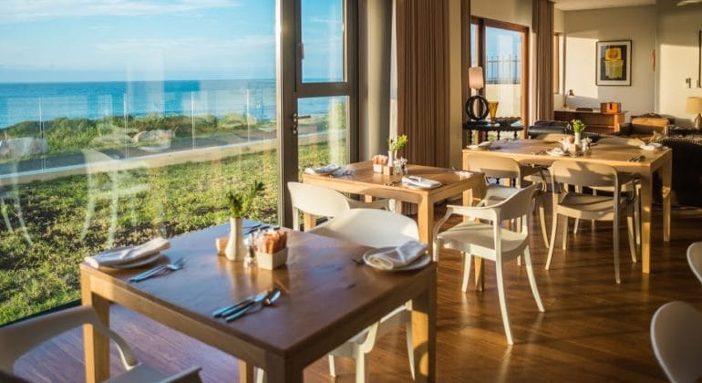 Schulphoek Seafront Guesthouse And Restaurant Dining