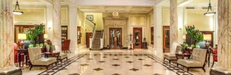 Taj Cape Town Lobby 1