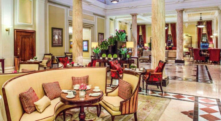 Taj Cape Town Lobby Lounge 1