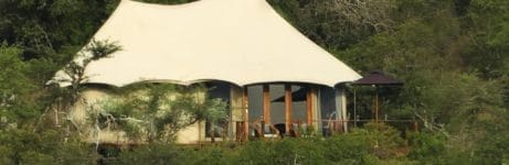 Thanda Tented Camp View