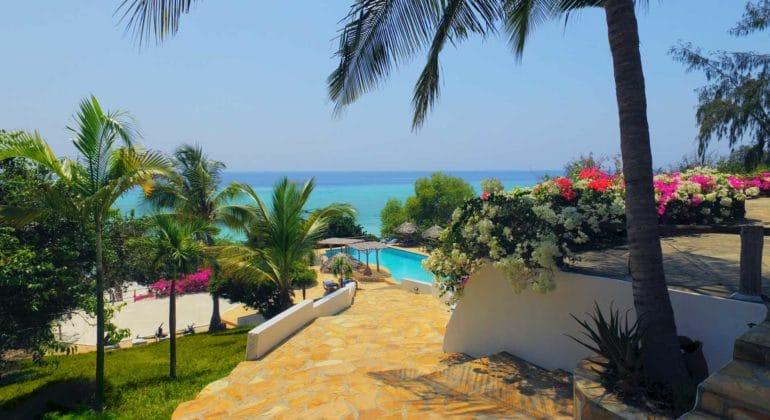The Manta Pool View