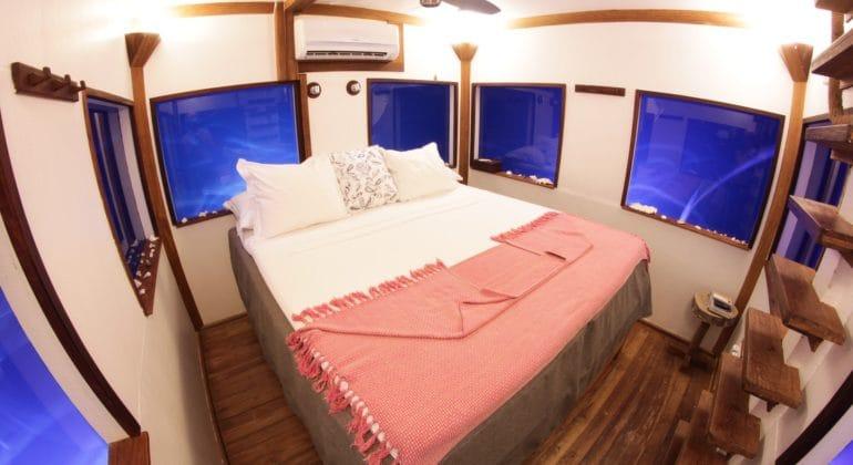 The Manta Underwater Room 1