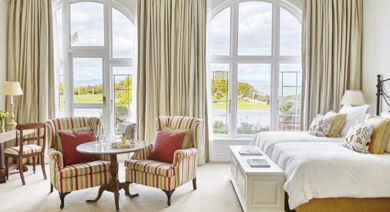 The Marine Luxury Room
