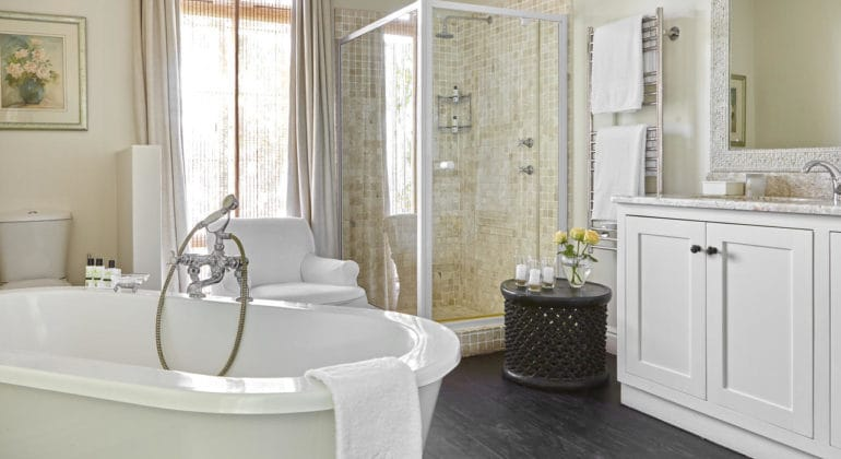 The Plettenberg Villa Bathroom