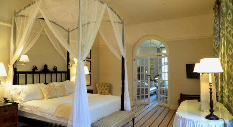 The Victoria Falls Hotel Presidential Suite