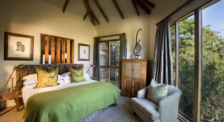 Tsala Treetop Lodge Suite
