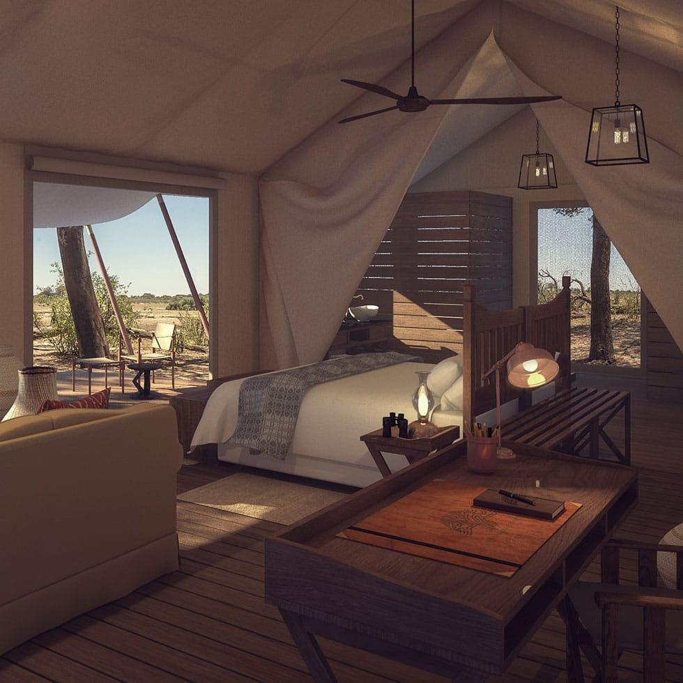Verneys Camp Interiors