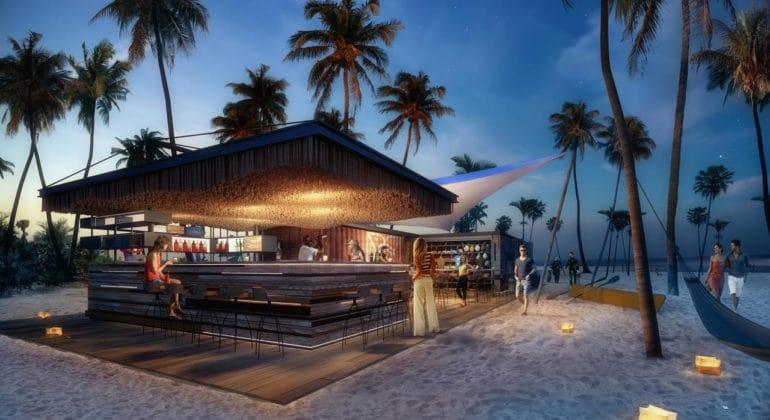 Zuri Zanzibar Hotel & Resort Beach Bar
