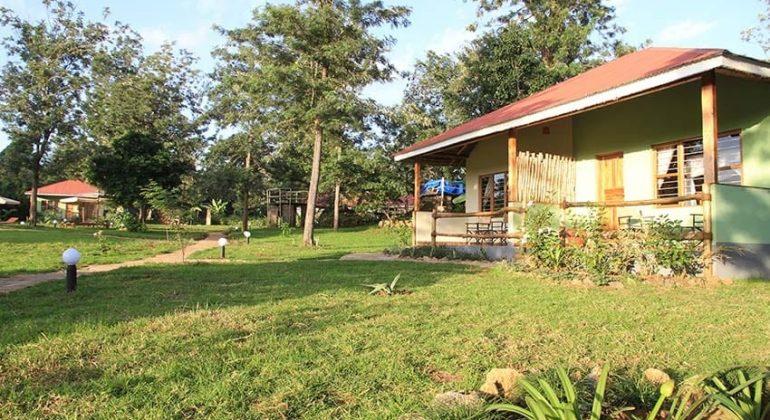 African View Lodge Garden