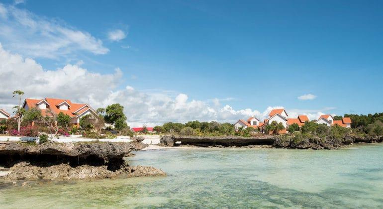 Azao Resort & Spa Zanzibar View