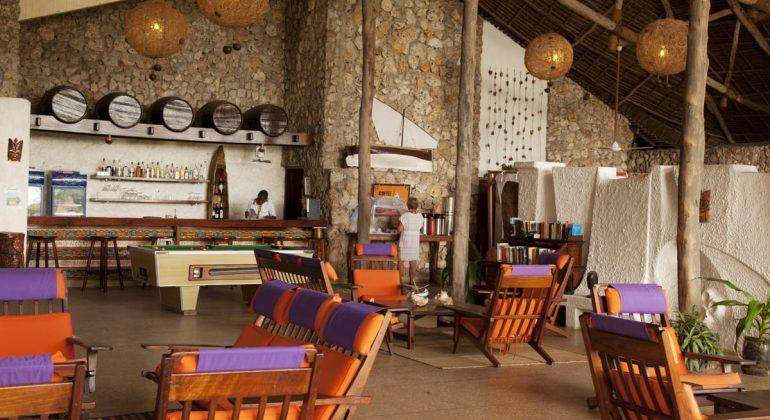 Mafia Island Lodge Bar 2