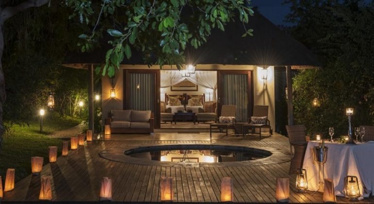 Savanna Lodge Private Dining
