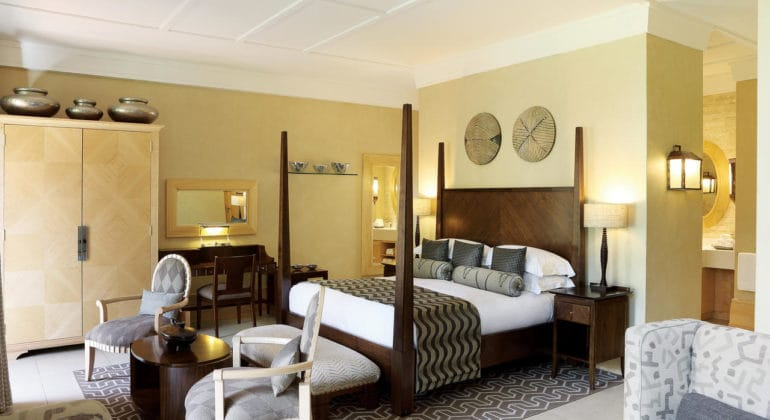Saxon Collection Luxury Suite