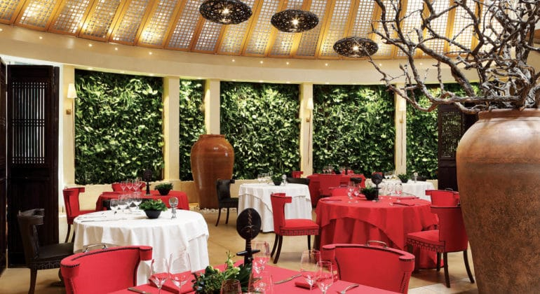 Saxon Collection Restaurant