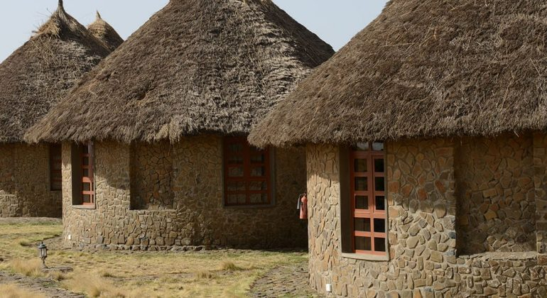 Simien Lodge Rooms