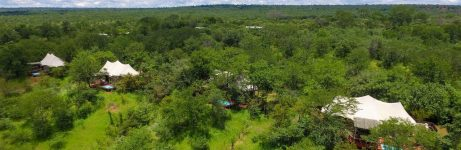 The Elephant Camp Overview 1