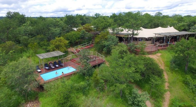 The Elephant Camp Overview
