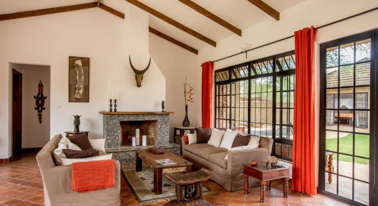 Lemala Kili Villas Lounge