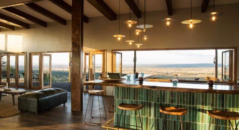 Lemala Mpingo Ridge Bar