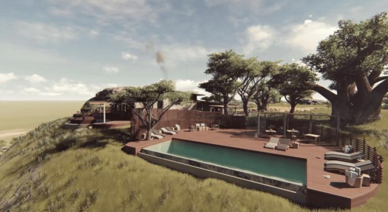 Lemala Mpingo Ridge Pool