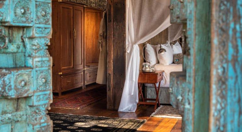 Mpala Jena Camp Rooms