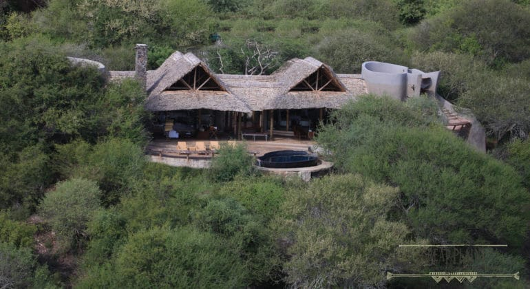Ol Donyo Lodge Family Suite