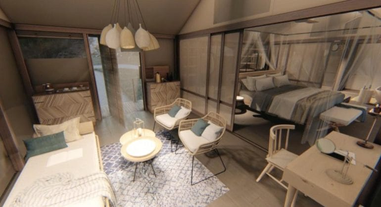 Lemala Nanyukie Bedroom 1