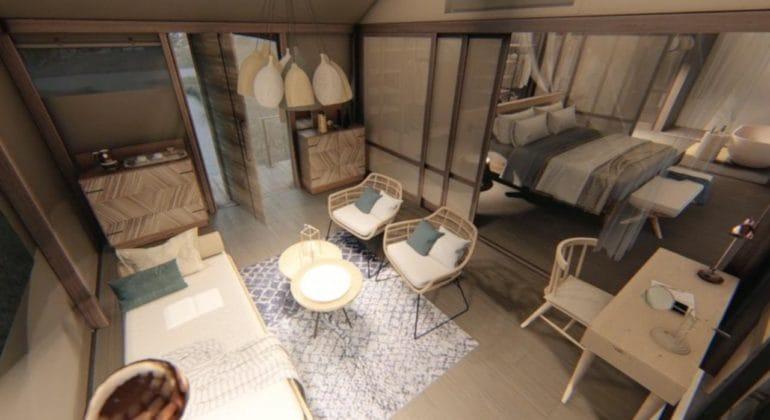 Lemala Nanyukie Bedroom