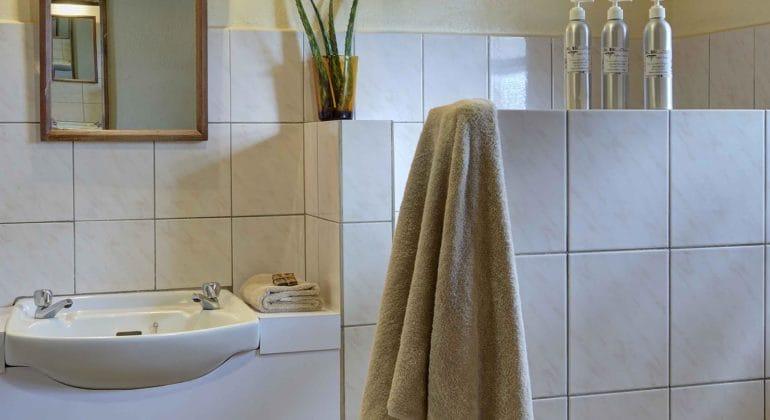 Ndutu Safari Lodge Bathroom