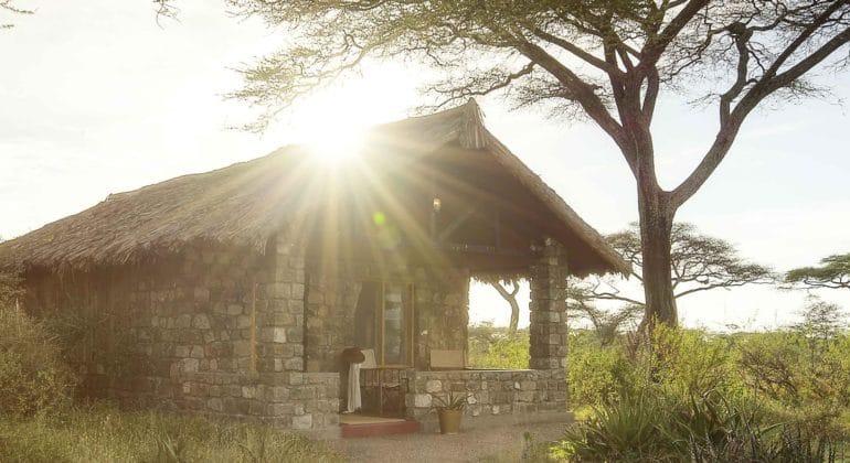 Ndutu Safari Lodge Cottage