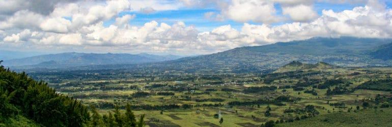 Singita Kwitonda Lodge Aerial View