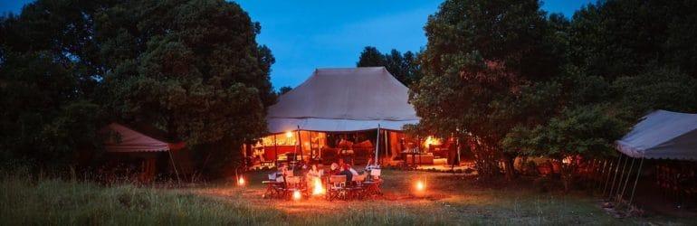 Speke Camp