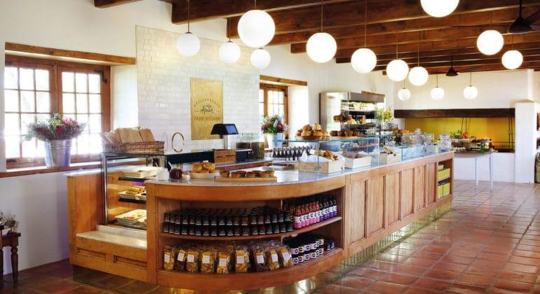 Spier Hotel Farm Kitchen