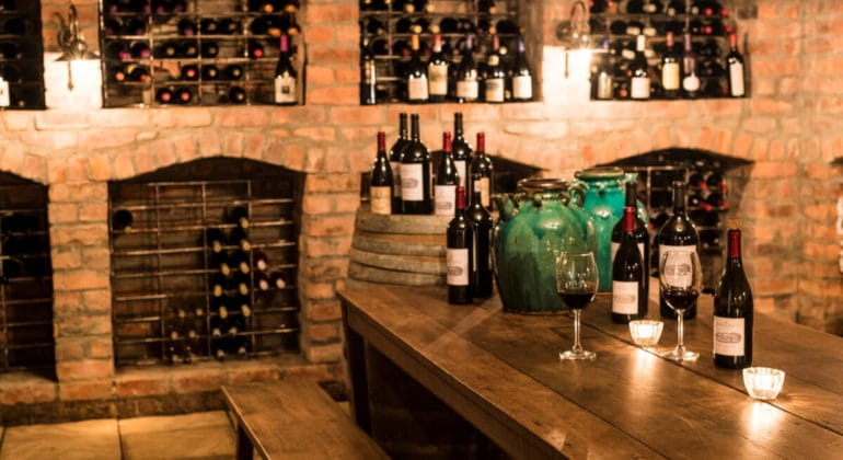 La Residence Wine Cellar