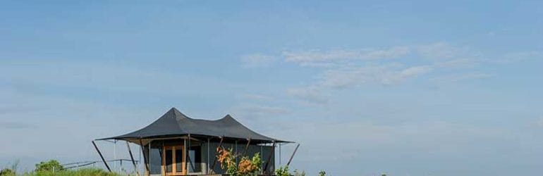 Mara Mara Tented Lodge Double Tent