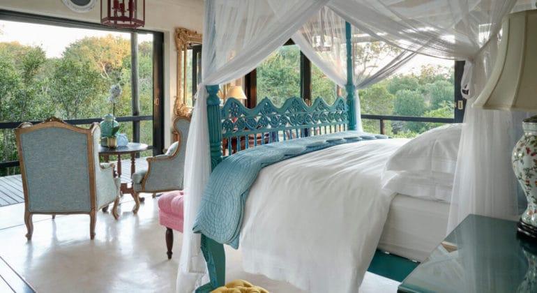 Royal Malewane Bedroom