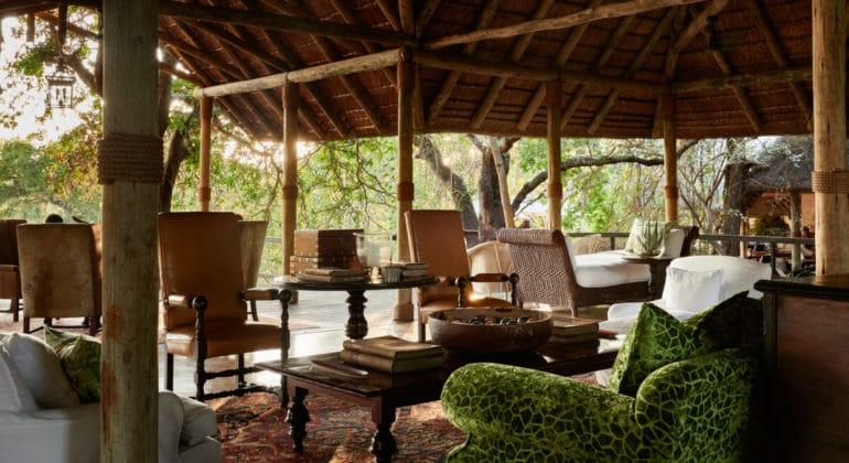 Royal Malewane Lounge