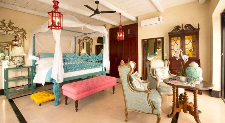 Royal Malewane Rooms
