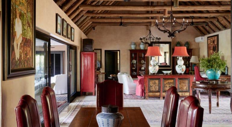 Royal Malewane Royal Suite