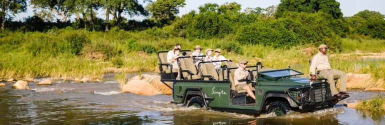 Singita South Africa