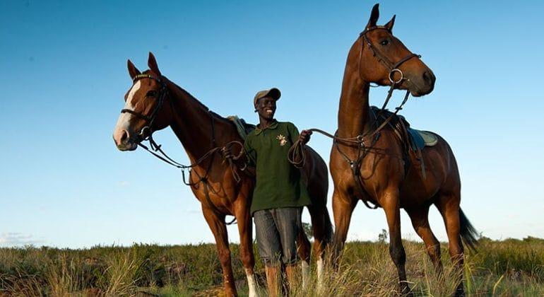 Sosian Lodge Horse Riding