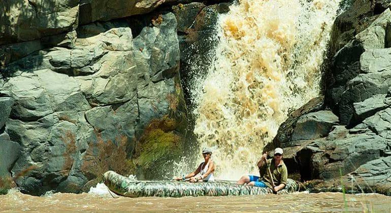 Sosian Lodge Kayaking