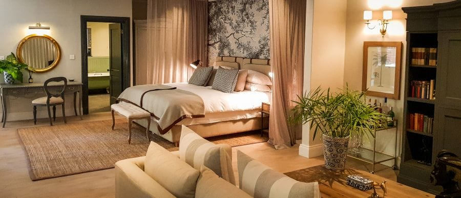 Stanley & Livingstone Boutique Hotel Rooms