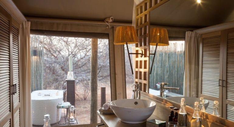 Tintswalo At Lapalala Bathroom